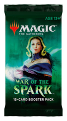 War of the Spark Booster Pack [15 Cards]