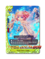 Wind Fairy, Sylph - BT04/0015EN (RR) Double Rare