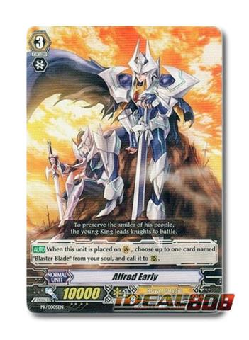 Alfred Early - PR/0005EN - PR (BT07 Promo)