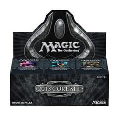 Magic 2013 (M13) Core Set Booster Box
