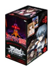 Rebuild of Evangelion (Japanese) Weiss Schwarz Booster Box