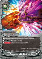 Dragons All Stacked in [D-BT02/0067EN U (FOIL)] English