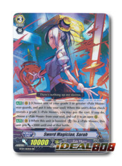 Sword Magician, Sarah - BT07/013EN - RR