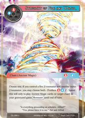 Sympathy of Fire and Water [LEL-089 U (Foil)] English