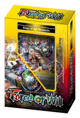 NLP King of the Mountain (English) Force of Will Light Starter Deck