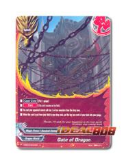 Gate of Dragon - H-EB03/0033 - U - Foil