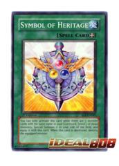 Symbol of Heritage - SOI-EN043 - Common - 1st Edition