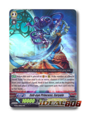 Evil-Eye Princess, Euryale - BT05/019EN - RR