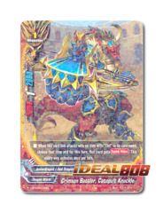 Crimson Battler, Catapult Knuckle [H-BT03/0130EN R] English Foil