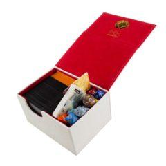 Dex Protection Medium Deck Box [White]