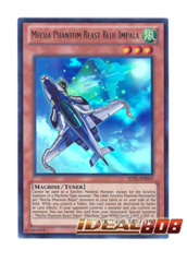 Mecha Phantom Beast Blue Impala - JOTL-EN023 - Ultra Rare - Unlimited Edition