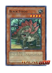 Black Stego - POTD-EN019 - Common - Unlimited Edition