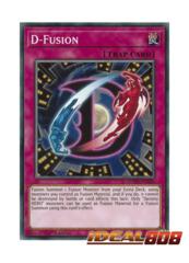 D-Fusion - LEHD-ENA30 - Common - 1st Edition