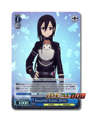 Beautiful Avatar, Kirito [SAO/SE23-E30 C (FOIL)] English