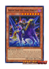 Arisen Gaia the Fierce Knight - MP16-EN238 - Rare - 1st Edition