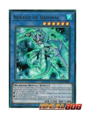 Nekroz of Brionac - DUPO-EN086 - Ultra Rare - 1st Edition