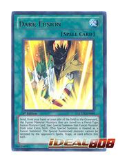 Dark Fusion - LCGX-EN099 - Ultra Rare - 1st Edition