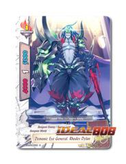 Demon Eye General, Rhodes Dylan [H-BT03/0117EN C] English Foil