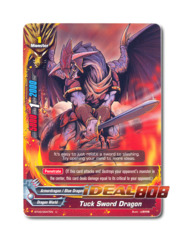 Tuck Sword Dragon - BT03/0047EN (U) Uncommon