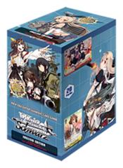 KanColle (English) Weiss Schwarz Booster Box <Kantai Collection>