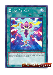 Cross Attack - PHSW-EN048 - Common - 1st Edition
