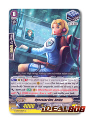 Operator Girl, Reika - G-EB01/035EN - C
