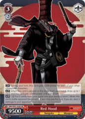 Red Hood [BNJ/SX01-038S SR (FOIL)] English