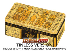 2020 Yugioh Tin (Tin-Less Version) * PRE-ORDER Ships Aug.28