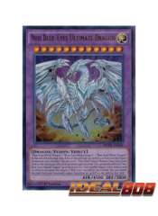 Neo Blue-Eyes Ultimate Dragon - MVP1-EN001 - Ultra Rare - 1st Edition