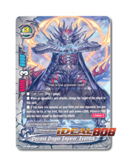 Descend Dragon Emperor, Everrock [H-BT03/0132EN U] English Foil