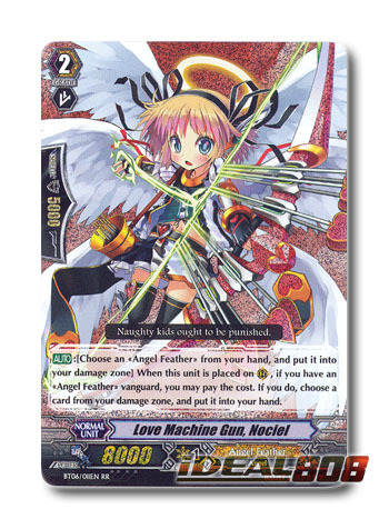 Love Machine Gun, Nociel - BT06/011EN - RR