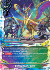 Celesphere Force [S-CBT01/0068EN C (FOIL)] English