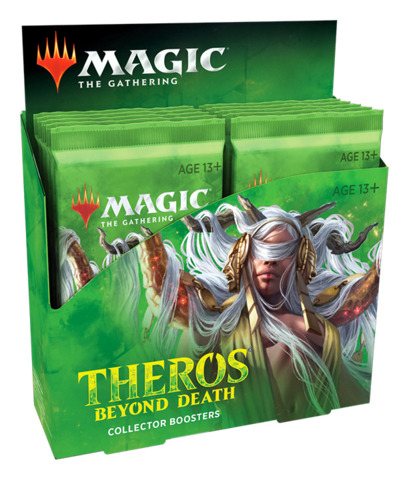 Theros Beyond Death Collector Booster Box [12 Packs]