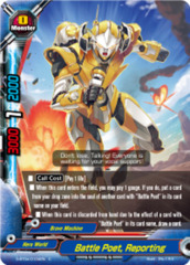 Battle Poet, Reporting [D-BT04/0104EN C] English