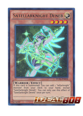 Satellarknight Deneb - DUEA-EN018 - Ultra Rare - Unlimited Edition
