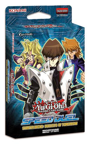 Duelists of Tomorrow Yugioh Speed Duel Starter Deck