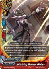 Misfiring Demon, Globes [S-BT02A-SP/0006EN R (Glossy)] English