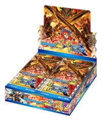 BFE-S-CBT01 Golden Garga <Yuga & Garga> (English) Future Card Buddyfight Ace Climax Booster Box