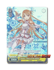 Asuna - Start of the Battle [SAO/S20-TE02R RRR (FOIL Trial Deck)] English