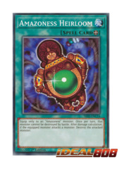 Amazoness Heirloom - SS02-ENC14 - Common - 1st Edition