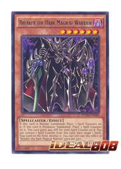 Breaker the Dark Magical Warrior - DUEA-EN040 - Rare - Unlimited Edition