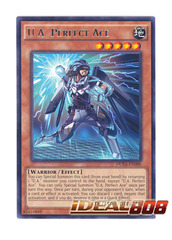U.A. Perfect Ace - DUEA-EN088 - Rare - Unlimited Edition