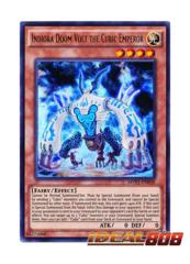 Indiora Doom Volt the Cubic Emperor - MVP1-EN038 - Ultra Rare - Unlimited Edition