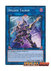 Decode Talker - YS18-EN043 - Common - 1st Edition