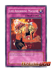 Life Absorbing Machine - CP07-EN013 - Common - Unlimited Edition