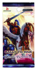 DB-BT01 Rally to War (English) Dragoborne -Rise to Supremacy- Booster Pack