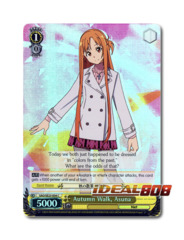Autumn Walk, Asuna [SAO/SE23-E04 C (FOIL)] English
