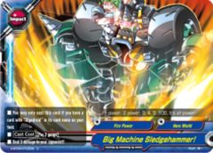 Big Machine Sledgehammer! [D-BT04/0105EN C (FOIL)] English