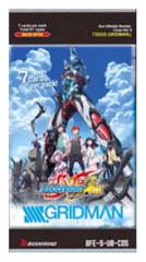 BFE-S-UB-C05 SSSS.GRIDMAN (English) FC-Buddyfight Ace Booster Pack [7 Cards]