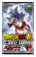 DBS-B04 Colossal Warfare (English) Dragon Ball Super Booster Pack [12 Cards]